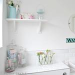 Cloakroom shelves