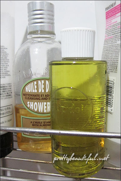 Lipidol Shower Oil