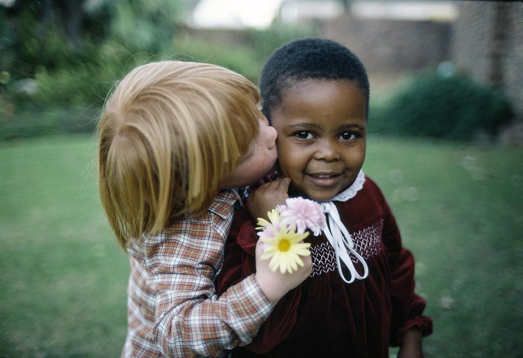 Dating με παιδιά από τη Νότια Αφρική