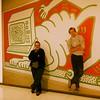 Keith Haring #attheWalker #selfiestation