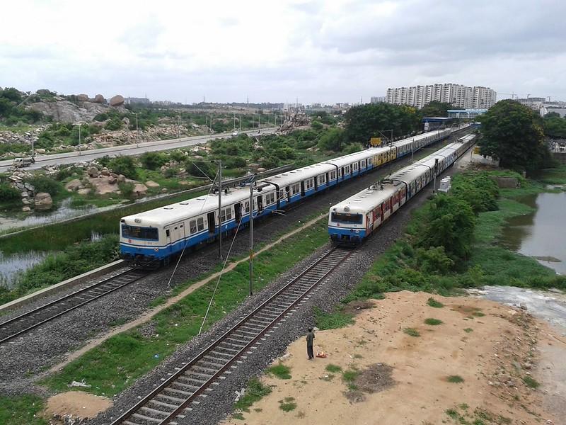 Hyderabad | Suburban Rail (MMTS) - Page 20 - SkyscraperCity