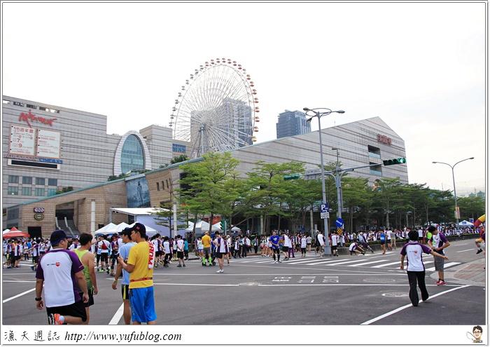 權民路跑 權證 馬拉松 大直 美麗華 券商公會 趣味遊戲 假日休閒 一日遊