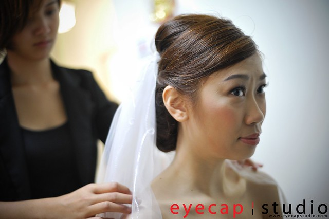 Wedding Day Bridal Makeup Service