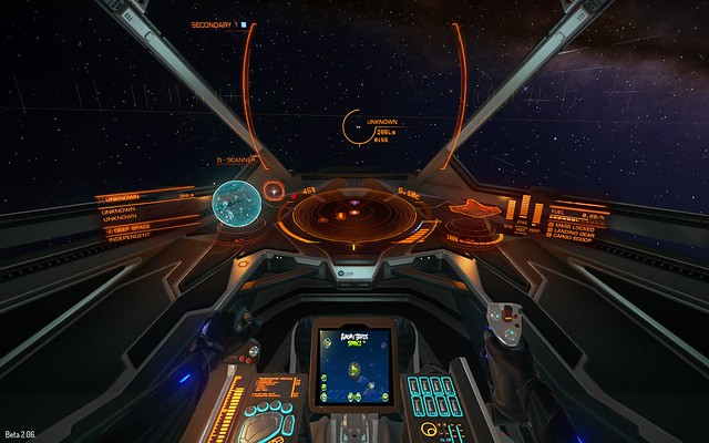 Real purpose of cockpit lap-screen