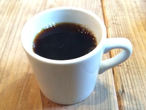 猿田彦珈琲でドリップコーヒーを飲む