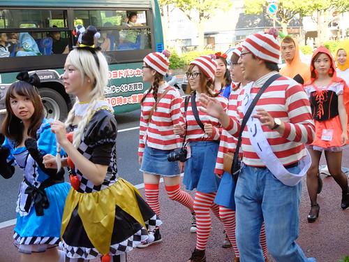 Kawasaki Halloween parade 2014 131