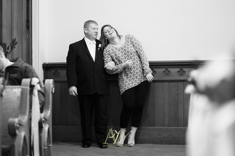 westminster hall chapel wedding photographer Andrew Welsh Photography Mendon Rochester NY Irish dancing skit