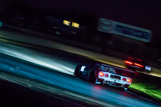 Mosler night race