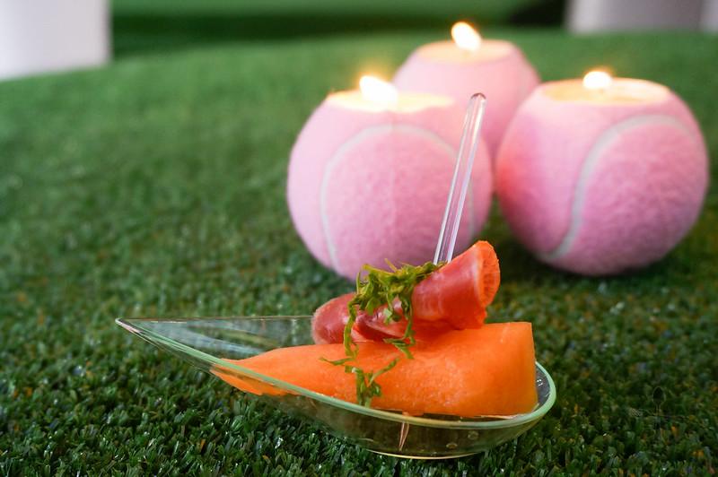 melon and parma
