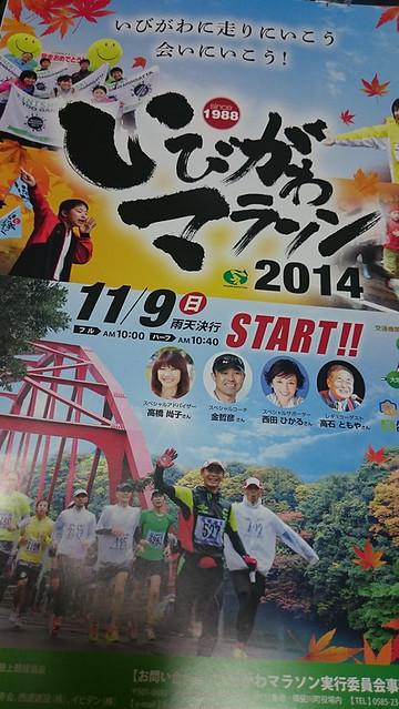 2014いびがわマラソン