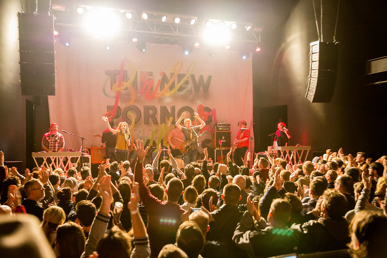 The New Pornographers at Heart at Slowdown | 11-11-2014
