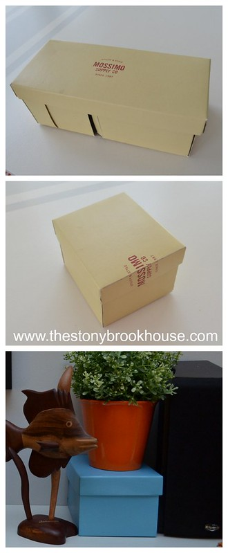 Shoebox Makeover