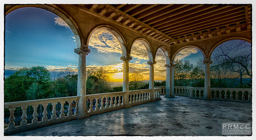 uk sunset england colour landscape photography unitedkingdom nationaltrust hdr cliveden taplow a6000