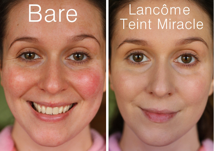 lancome teint miracle review