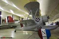 N3960C - 33559 - Grumman J2F-6 Duck - Tillamook Air Museum - Tillamook, Oregon - 131025 - Steven Gray - IMG_8069