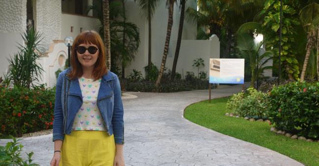 redhead-blogger