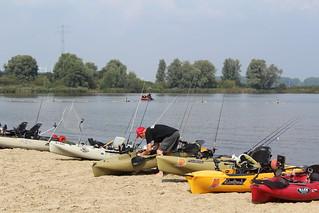 De Banaan の画像. fishing kayak hobie hobiekayak debanaan