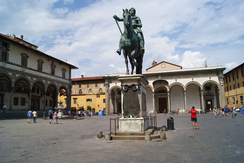 Firenze Bargello & San Marco-6