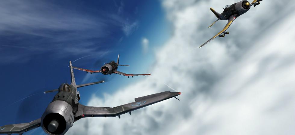 Xem phim The Sky Crawlers - The Sky Crawlers Vietsub