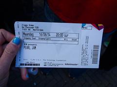 Pearl Jam Amsterdam-1