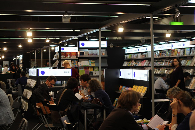 Stand France - Frankfurt Buchmesse