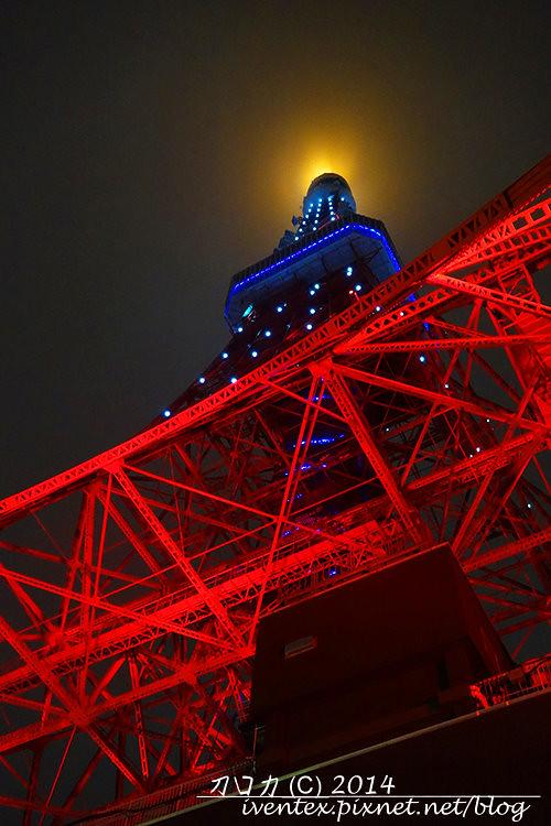 22刀口力日本東京鐵塔