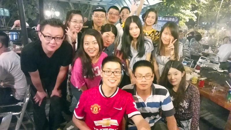 20141011香港校友会执委会Team Building