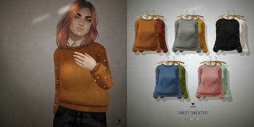 Sweet.Sweater @ Kustom9