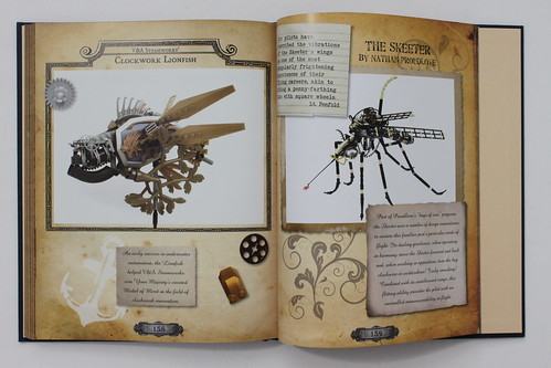 clockwork universe book review