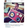 @AltonBrown - Honored to be apart of the Alton Brown Live nationwide tour starting next week! Thanks for the support :) - #AltonBrownIsDown #BoomCase - check www.altonbrowntour.com to find a city near you.