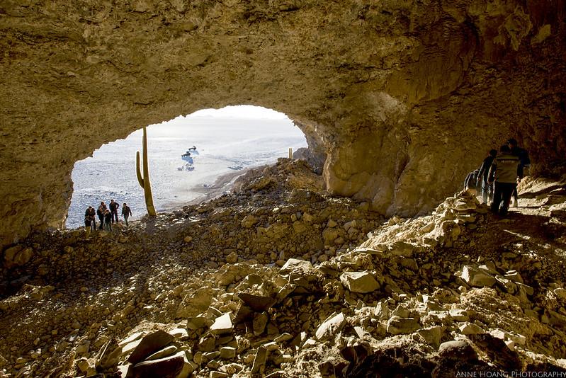 cave Bolivia