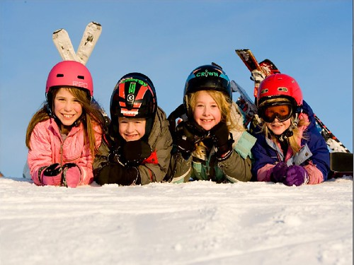 Michigan free skiing for kids