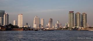 Bangkok - Chao Phraya River