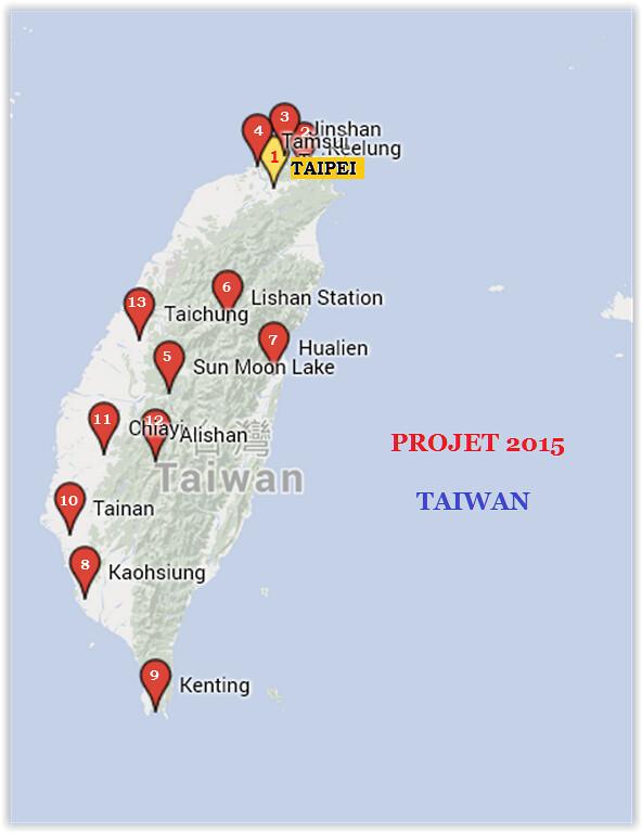Projet 2015-Taiwan