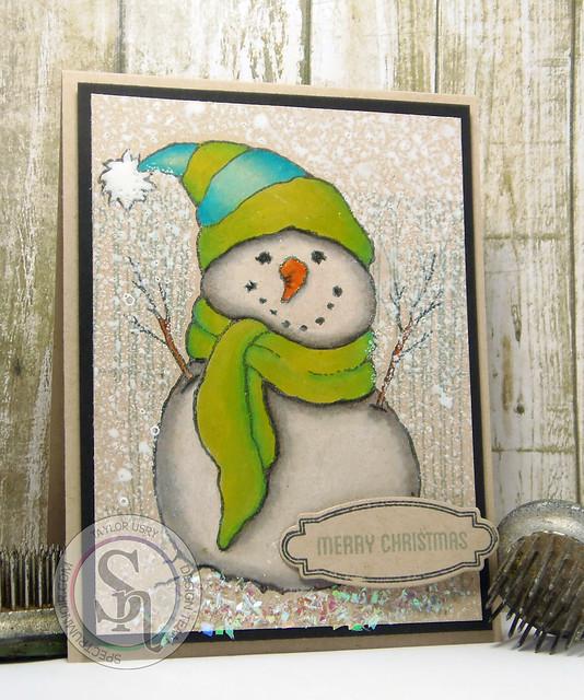 Kraft Snowman