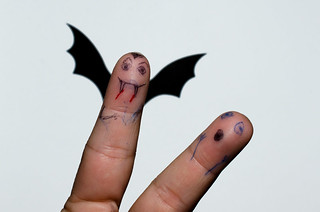 251 of 365 part 5: Gone batty...