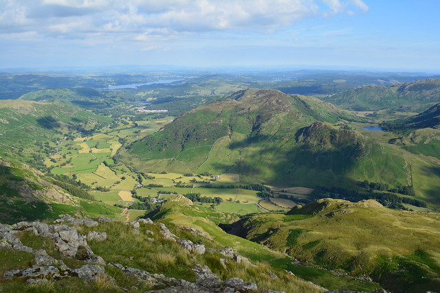 Langdale Valley, Lake District