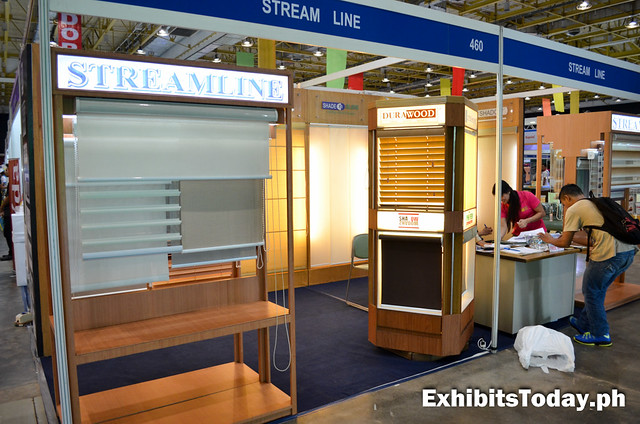 Streamline blinds and curtains