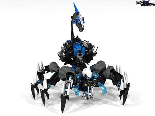 Spidrion the Skull King