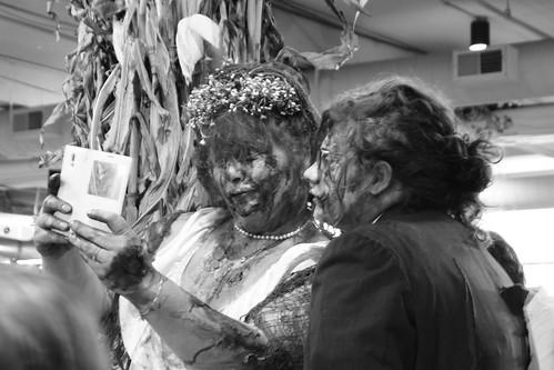Zombie #Selfie