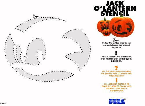 SEGA Halloween - Sonic the Hedgehog