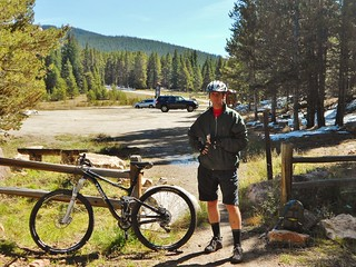 Dennis at Tennessee Pass
