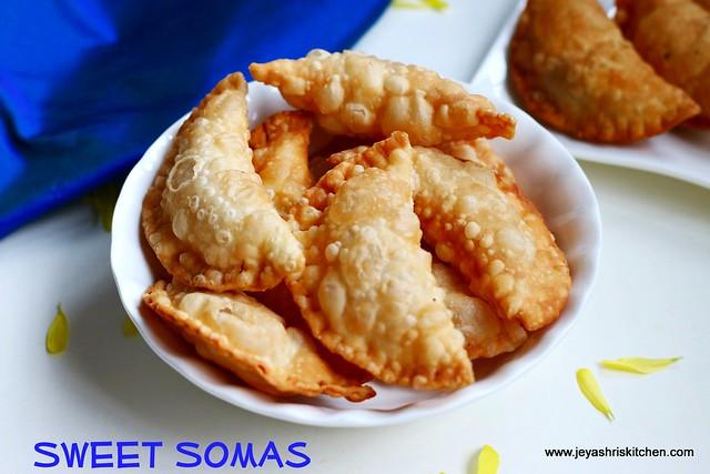 Sweet-somas