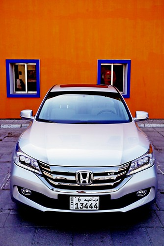 Accord Front Portrait
