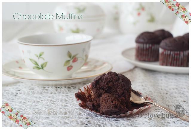 CHOCOLATE MUFFINS DE DAN LEPARD