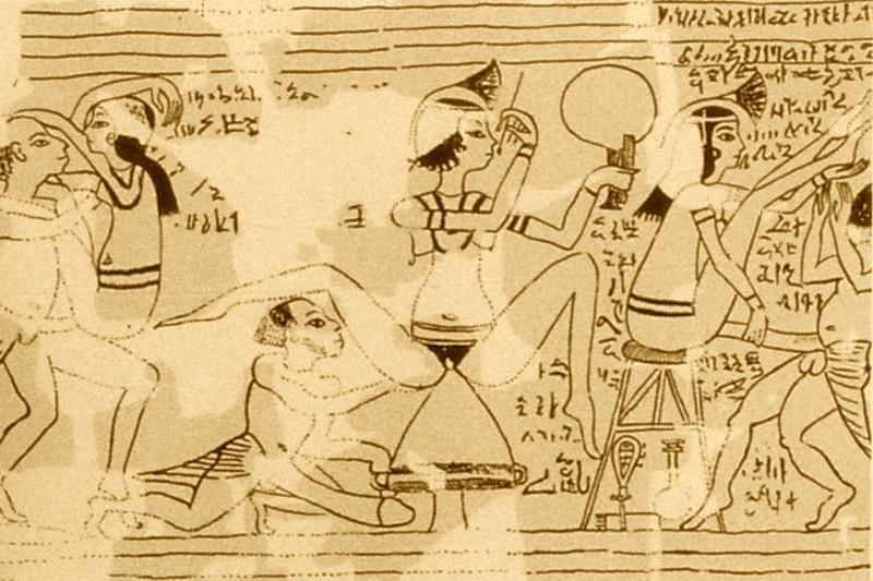 Древнеегипетские девушки эро фото — photo 3