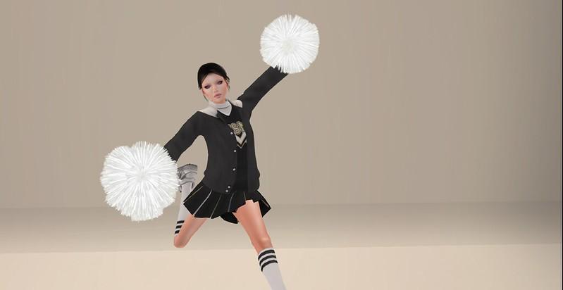 Xiasumi School Cheerleader