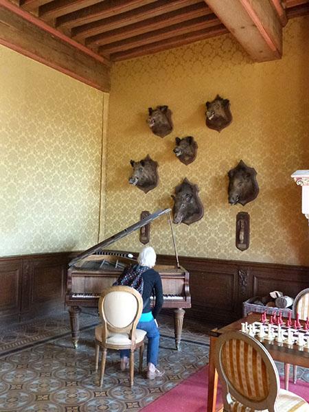 lala et piano