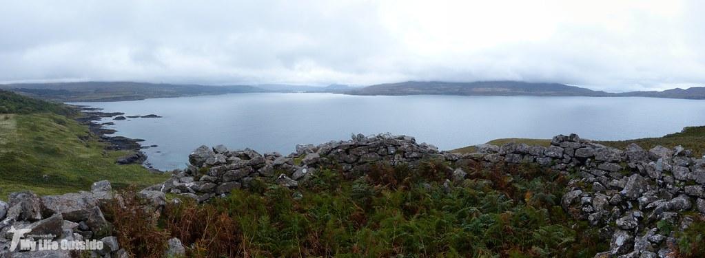 Dun Aisgain, Isle of Mull