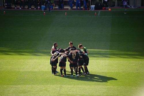 2014 J-league : Vegalta SENDAI 4-2 URAWA Reds